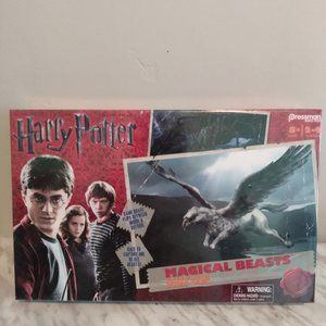 Harry Potter board game New in sealed box.